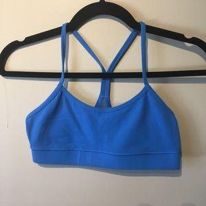 Lululemon blue coloured bralet.